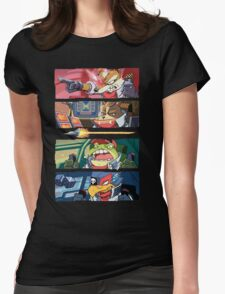 Star Muppets Fox Womens Fitted T-Shirt