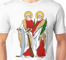 SAINTS SIMON AND JUDE   Unisex T-Shirt