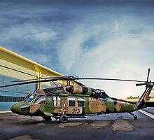 Blackhawk Hangar by scottimages