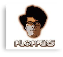 Maurice Moss - Ploppers Canvas Print