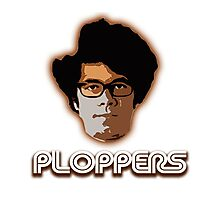 Maurice Moss - Ploppers Photographic Print