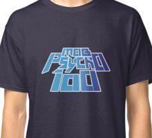 Mob Psycho 100 Logo Classic T-Shirt