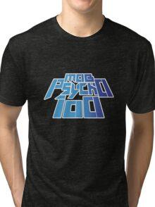 Mob Psycho 100 Logo Tri-blend T-Shirt