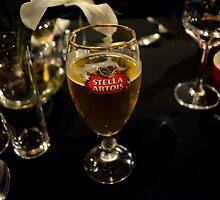 Beer glass by Igor Pamplona
