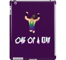 One of a KIND! | Rob Van Dam iPad Case/Skin