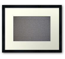 Tokyo Art school ceiling in class rooms Framed Print