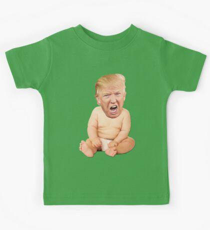 Baby Trump Kids Tee