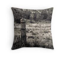 I alone shall carry your burden Throw Pillow