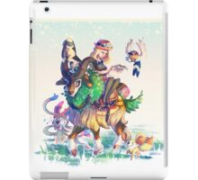Pokemon X & Y - New Start iPad Case/Skin