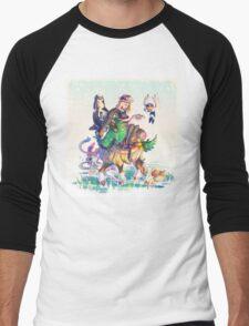 Pokemon X & Y - New Start Men's Baseball ¾ T-Shirt