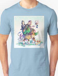 Pokemon X & Y - New Start Unisex T-Shirt
