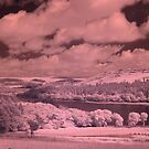 Burrator Reservoir IR by Neil Bygrave (NATURELENS)