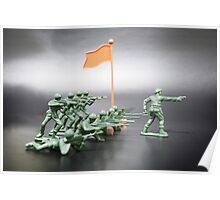 Plastic Soldiers Poster