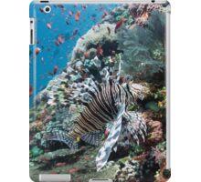 Lionfish Colours iPad Case/Skin