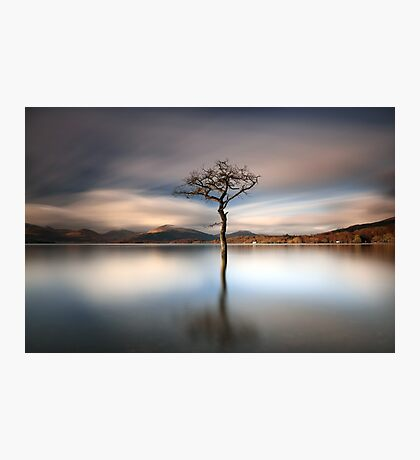 Lomond Reflection Photographic Print