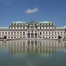 Belvedere Palace by Lee d'Entremont