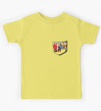 Pocket Sonic Kids Tee