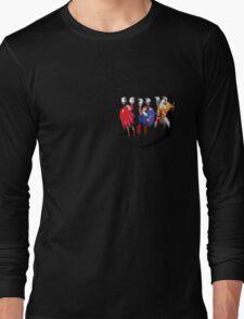 Pocket Sonic Long Sleeve T-Shirt