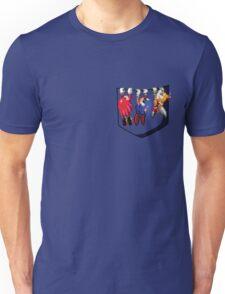 Pocket Sonic Unisex T-Shirt
