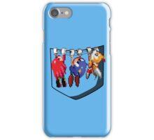 Pocket Sonic iPhone Case/Skin