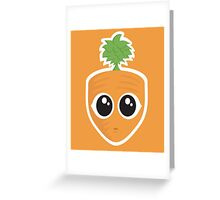 Harvest Cuties: Stevie Greeting Card
