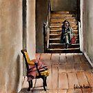 Quiet Chair by JolanteHesse