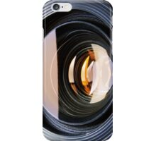 Photo Lens iPhone Case/Skin