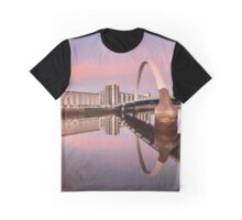 Sunset over the Clyde Graphic T-Shirt