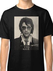 Elvis Presley mugshot Classic T-Shirt