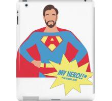 Academic Hero iPad Case/Skin