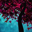 Falling Into Autumn by Stephanie Rachel Seely