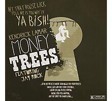 kendrick lamar money trees Photographic Print
