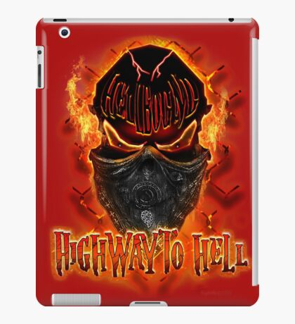 Highway To Hell iPad Case/Skin