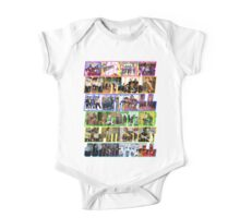 New Edition - Covers One Piece - Short Sleeve