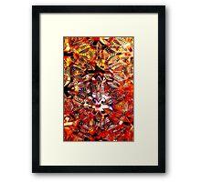 Maya by Floria Rey Framed Print