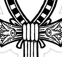 Egyptian Ankh Sticker