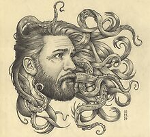Poseidon by Pete Katz