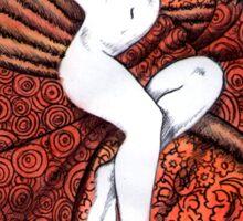 Venus In Furs Sticker