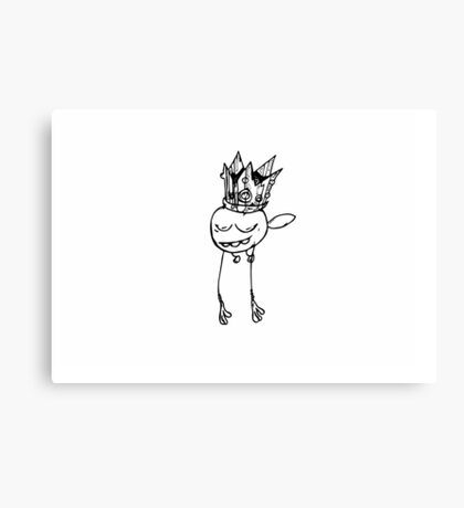 Lum King Canvas Print