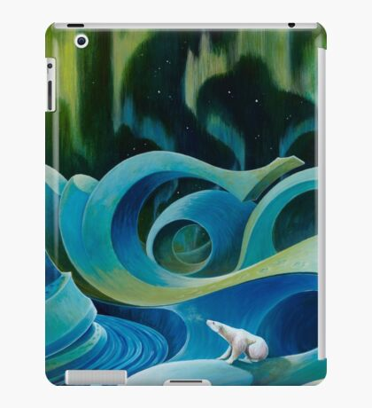 Free Floe Horizon Detail iPad Case/Skin