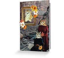 Dearly Departed Greeting Card