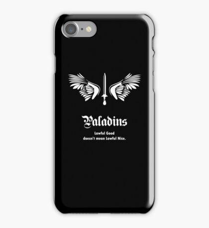 Paladins iPhone Case/Skin