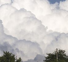 clouds in the sky by spetenfia