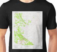 USGS TOPO Map Arizona AZ Supai Camp SE 313608 1981 24000 Unisex T-Shirt