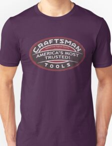 Craftsman Tools Unisex T-Shirt