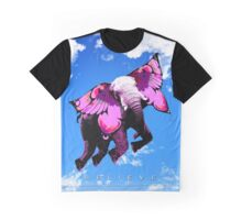 Believe You Can Fly Graphic T-Shirt