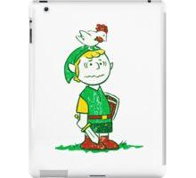 ZELDA CHARLIE BROWN iPad Case/Skin