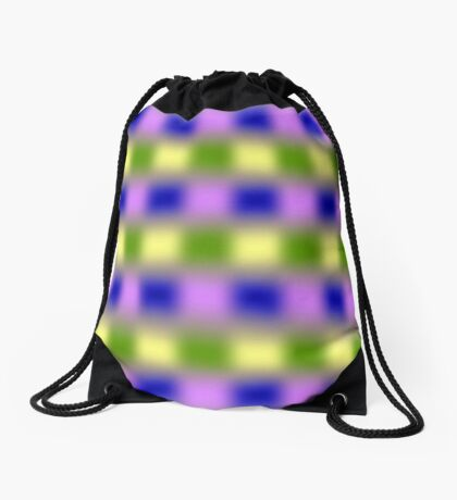 Troubled Mind Drawstring Bag