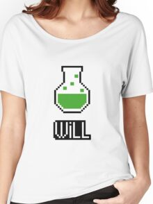 will potion Women's Relaxed Fit T-Shirt