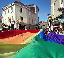 Cornwall pride 2016 by Asrais